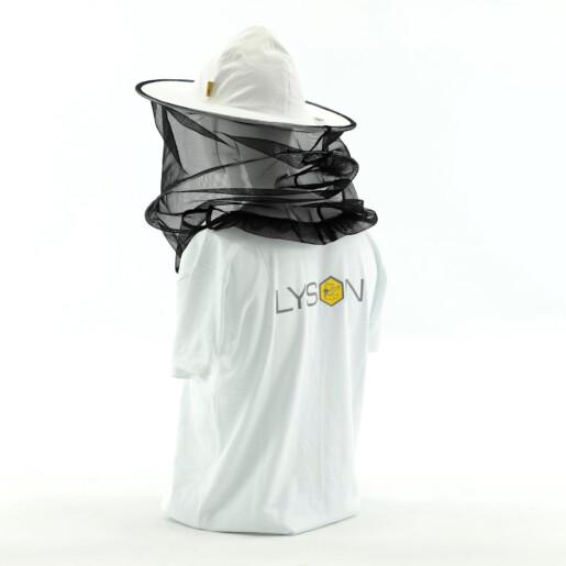 Palarie pentru apicultura, cu elastic