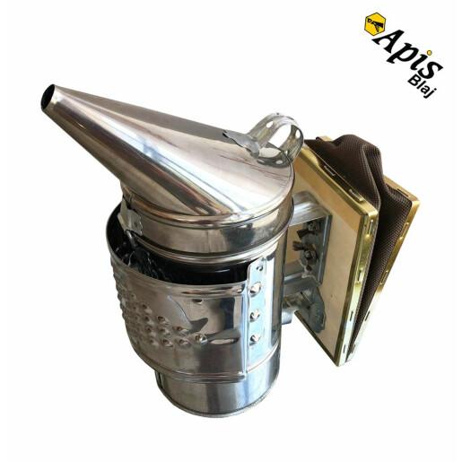 Afumator INOX cu tub si protectie