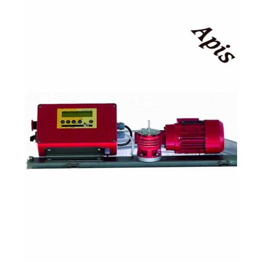 Ansamblu actionare electrica superioara centrifugi
