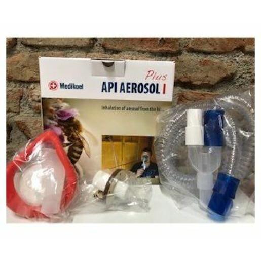Api-aerosol inhalator de stup I plus AP603