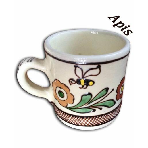 Cana ceramica mica