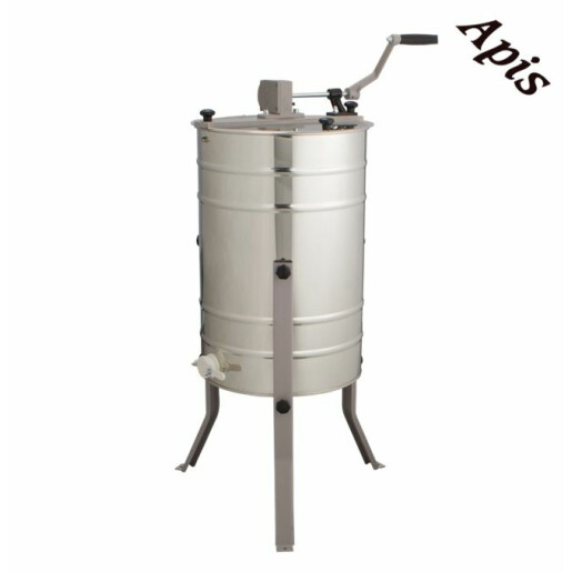 Centrifuga miere, 2 rame, manuala, diam. 400 mm, cu picioare (Lyson)