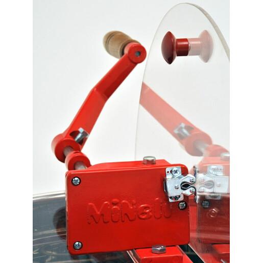 Centrifuga tangentiala, 3 rame, manuala, canea plastic