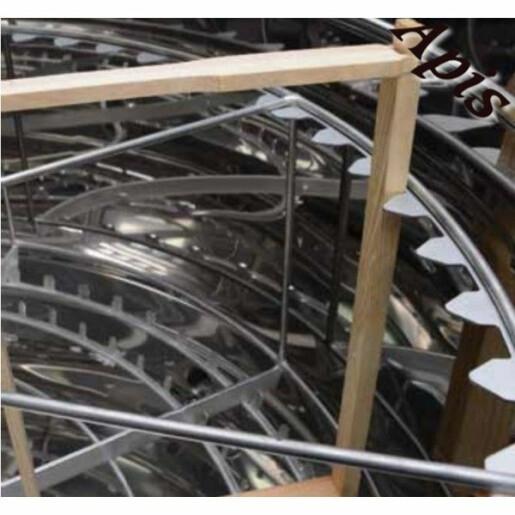 Cos radial pentru centrifuga cu diam 1000 mm