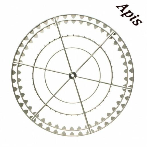 Cos radial pentru centrifuga cu diam 900 mm