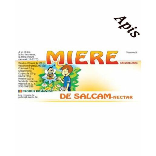 Eticheta miere de Salcam