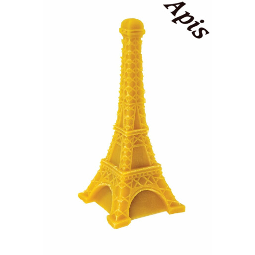 """Forma de lumanare """"Turnul Eiffel"""" mare din silicon - Lyson"""