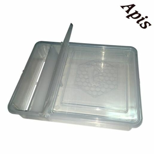 Hranitor pentru podisor transparent 1.2 Kg