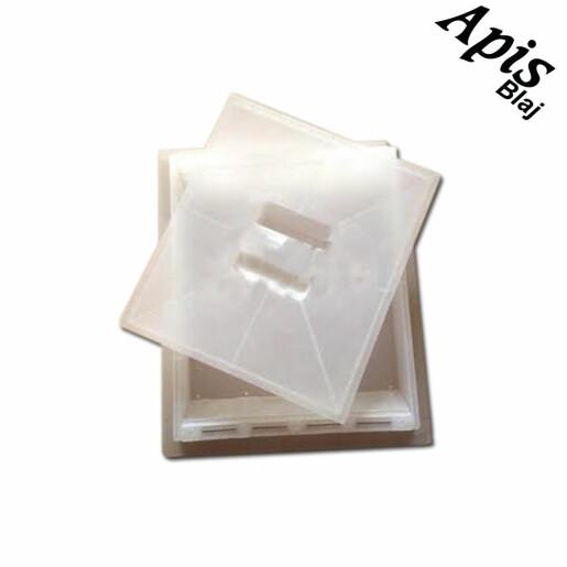 Hranitor tip podisor din plastic cu capac