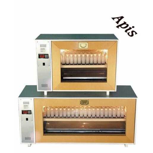 Incubator pentru botci, capacitate 133 Swienty