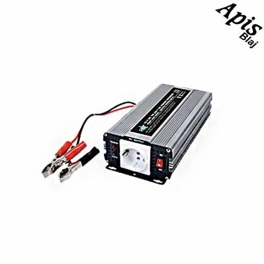Invertor electric 12V/220V, 600W