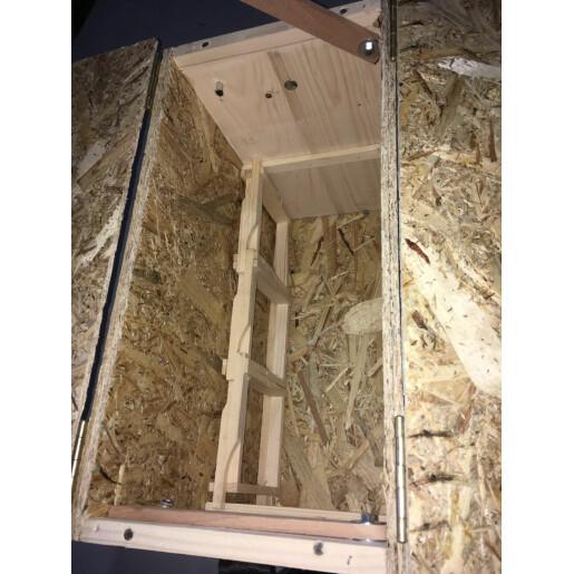 Lada lemn transport rame