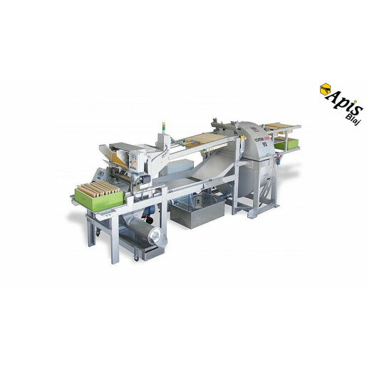 Linie automata de extractie a mierii