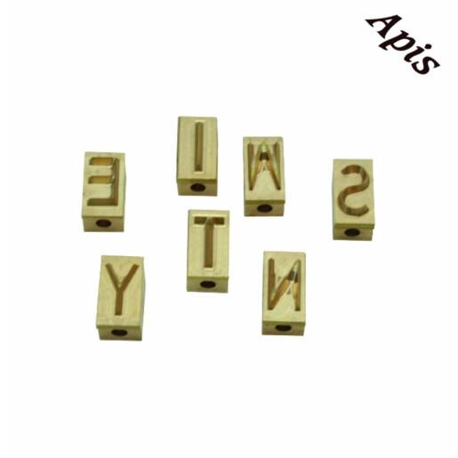 Litere si numere pentru aparatul de marcare