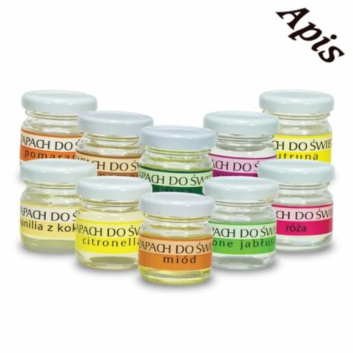 Parfum pentru lumanari - Portocale 25g - Lyson