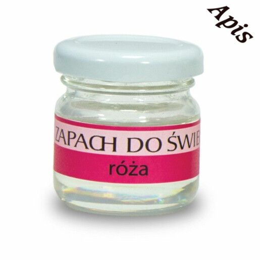 Parfum pentru lumanari - Trandafir 25g - Lyson