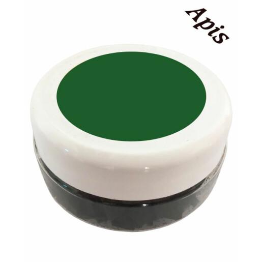 Pigment pentru ceara: verde - Lyson