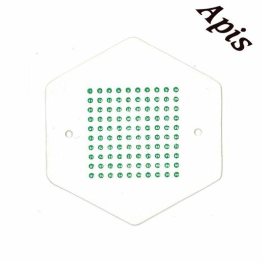 Placute opalith - verde