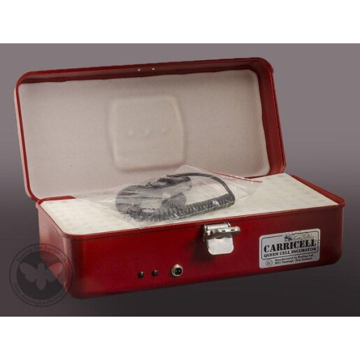 Carricel - Incubator portabil pt. botci 12 V, 144 botci (Original)