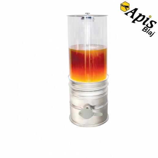 Recipient transparent cu incalzire - 29L