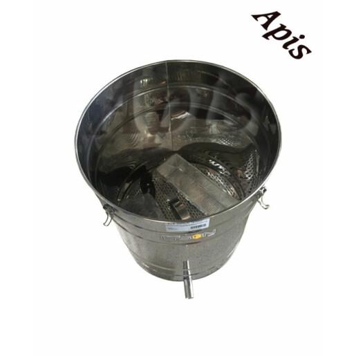 Topitor de ceara cu aburi, 100L (fara generator)