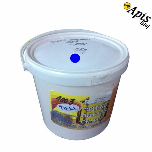 Vopsea pentru stupi EMAIL ALBASTRU 5 kg