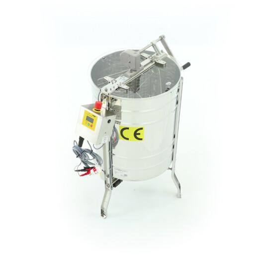 Centrifuga tangentiala 3 rame, electrica + manuala - PREMIUM - Lyson