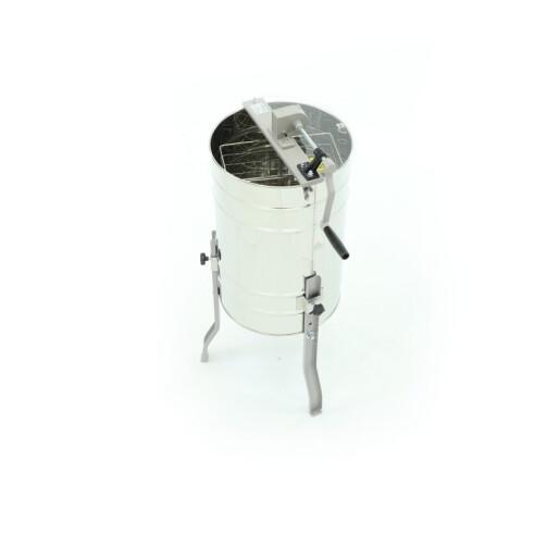 Centrifuga 2 rame, actionare din metal, cu capac si picioare Optima (Lyson)