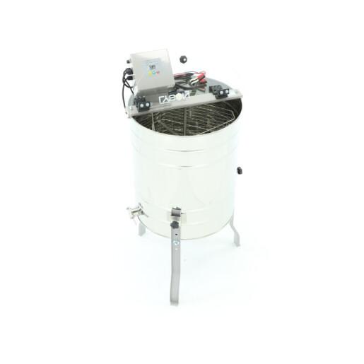 """Centrifugă tangenţială """"OPTIMA"""" cu 3 rame, acţionare electrica (220V si 12V), Ø 500 mm (pentru toate tipurile de rame) (Lyson)"""