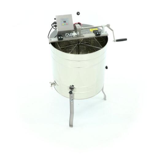 Centrifuga apicola tangentiala, electrica si manuala, 4 rame OPTIMA (Lyson)