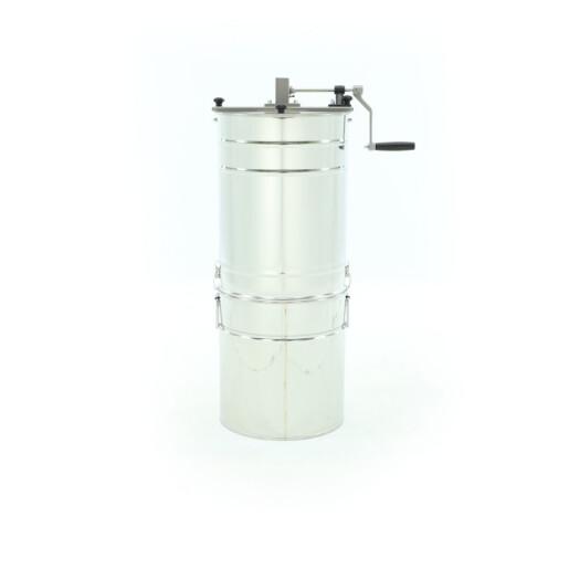 Centrifuga miere, tangentiala,  2 rame, cu strecurator, manuala, diam 40 cm (Lyson)