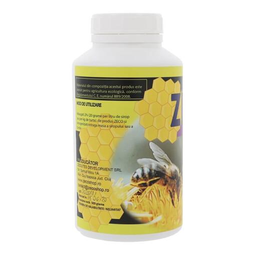 ZECO, aditiv in hrana albinelor, flacon 500gr