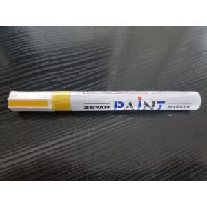 Marker pt. matci Galben (Paint marker)