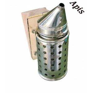 Afumator zincat cu protectie, 30 cm