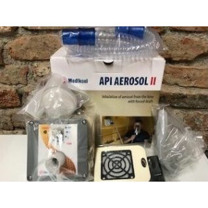 Api-aerosol inhalator de stup II plus