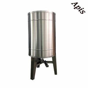 Bazin pentru miere 500 l cu capac si picioare - Lyson