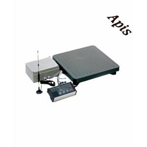 Cantar electronic cu GPS pt.  stupi - 150 kg