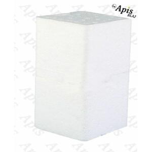 Cutie pentru transport si izolat borcan pentru laptisor de matca