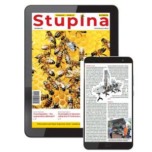 """E-abonament pentru revista """"Stupina"""""""