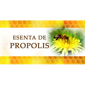 ETICHETE PROPOLIS pentru sticlute