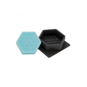 """Matrita din silicon, pentru sapun """"hexagon"""""""