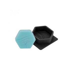 """Matrita din silicon, pentru sapun """"hexagon 2"""""""