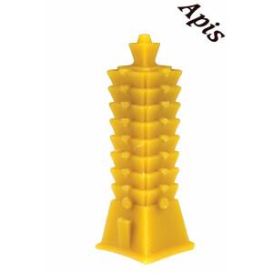 "Forma de lumanare ""Turnul din Taipei"" mic din silicon - Lyson"