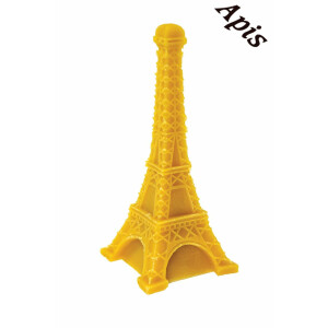 """Forma de lumanare """"Turnul Eiffel"""" mic din silicon - Lyson"""