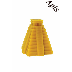 "Forma lumanare ""Piramida Kukulcan"" din silicon - Lyson"