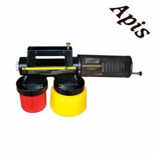 Furetto: pulverizator antivarroa cu serpentina inox