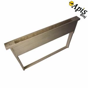 Hranitor tip rama din lemn de brad