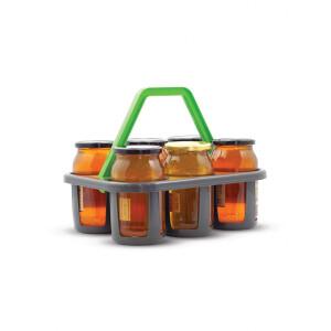Suport pentru transport borcane