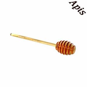 Lingurita miere spiralata, din plastic