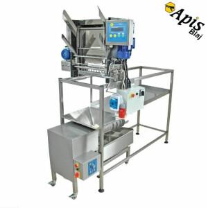 Masina de descapacit full automata, 220V, cutite incalzite electric (Lyson) - w903e